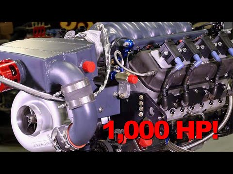 260 Cubic Inch Chevy SB2 Making 1,000 Horsepower On Boost