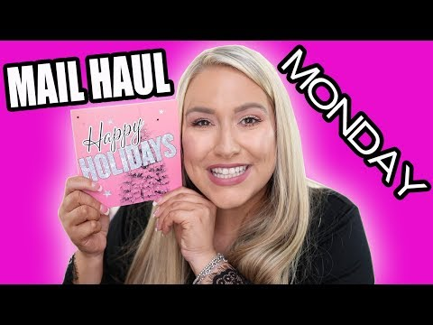 Mail Haul Monday ft Christian Louboutin, First Aid Beauty, Becca Cosmetics & more