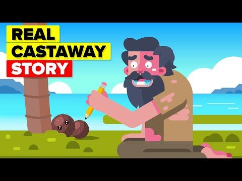 The Shocking True Castaway Incredible Survivor Story (Thomas Musgrave)