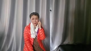 [제41회 서울연극제 모놀로그] 한혜수 배우 - 그대는…