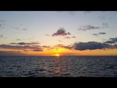 Catamaran Sunset Cruise - Waianae Hawaii - May 2016