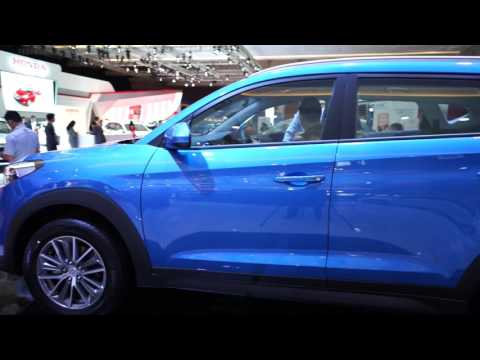 Review Hyundai All New Tucson IIMS 2016 CarBay.co.id