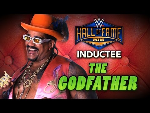 The Godfather joins the WWE Hall of Fame Class of 2016
