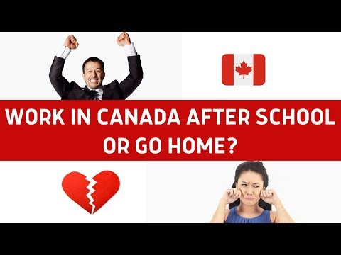 CANADIAN Post-Graduate Work Permit - Q&A