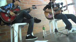 Culpables (cover) Gocho ft Cultura Profetica - Leto en vivo desde la I.E. San Vicente