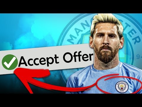ACCEPTING EVERY TRANSFER OFFER CHALLENGE WITH MANCHESTER CITY! FIFA 17 Career Mode