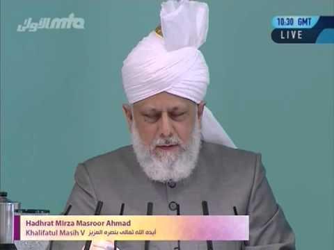 Urdu Eid-ul-Fitr Sermon, 20th August 2012, Islam Ahmadiyya