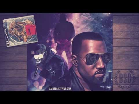 Kanye West - Send It Up (Tree Of Lyfe Remix)