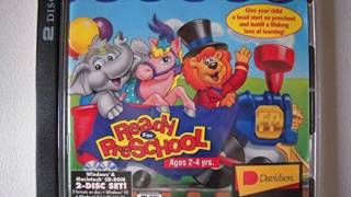 Fisher-Price Ready for Preschool (1996, CD-ROM)