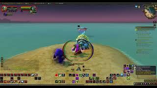 Příběh Warlocka díl 680. - kdepak mušle jsi? ( World of Warcraft - Legion )