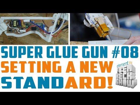 Super Glue Gun 08: Integrating All Mechs