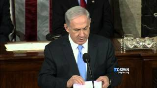 Complete Prime Minister Benjamin Netanyahu Address to Joint Meeting of Congress (C-SPAN)