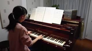 東大阪市 YOSHINOピアノ教室 小学6年生の生徒さんの演奏です。小学校卒...