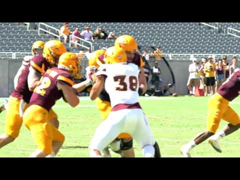 2017 Spring Game: Sights and Sounds