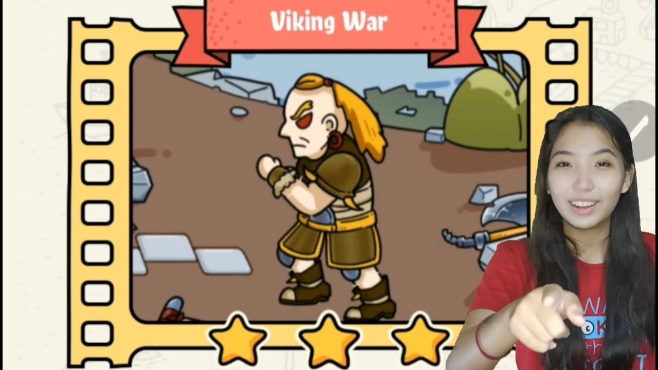 Kunci jawaban game find out terlengkap & terupdate 2020. Jawaban Find Out Viking War Cara Golden