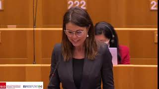 """Intervento in Plenaria di Simona Bonafè su """"La Preparazione della riunione del Consiglio europeo del 19 giugno 2020"""""""