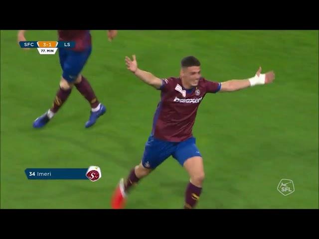 Tous les buts du Servette FC en 2019 !