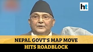 India-Nepal tussle: Oli govt forced to defer new map claiming Indian territory