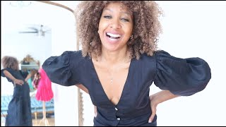WOW!! BADASS BLACK OWNED FASHION + BEAUTY BRANDS TRY ON!!