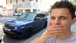 Time To Tell You The Truth!   Range Rover SVR