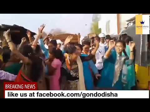 Dance on Gundi song