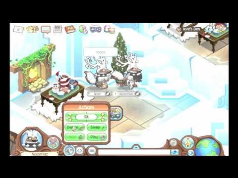 Animal Jam: Trust sending ft: Ievel ( READ DESCRIPTION PLS )
