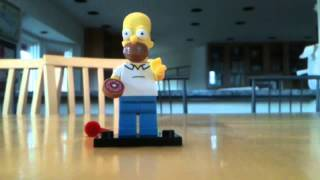 The Blob Returns 3: Lego Homer Simpson