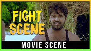 Naveena Saraswathi Sabatham - Fight Scene | Jai | Niveda Thomas | VTV Ganesh
