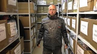 Видеообзор демисезонной мембранной куртки Norfin River Thermo