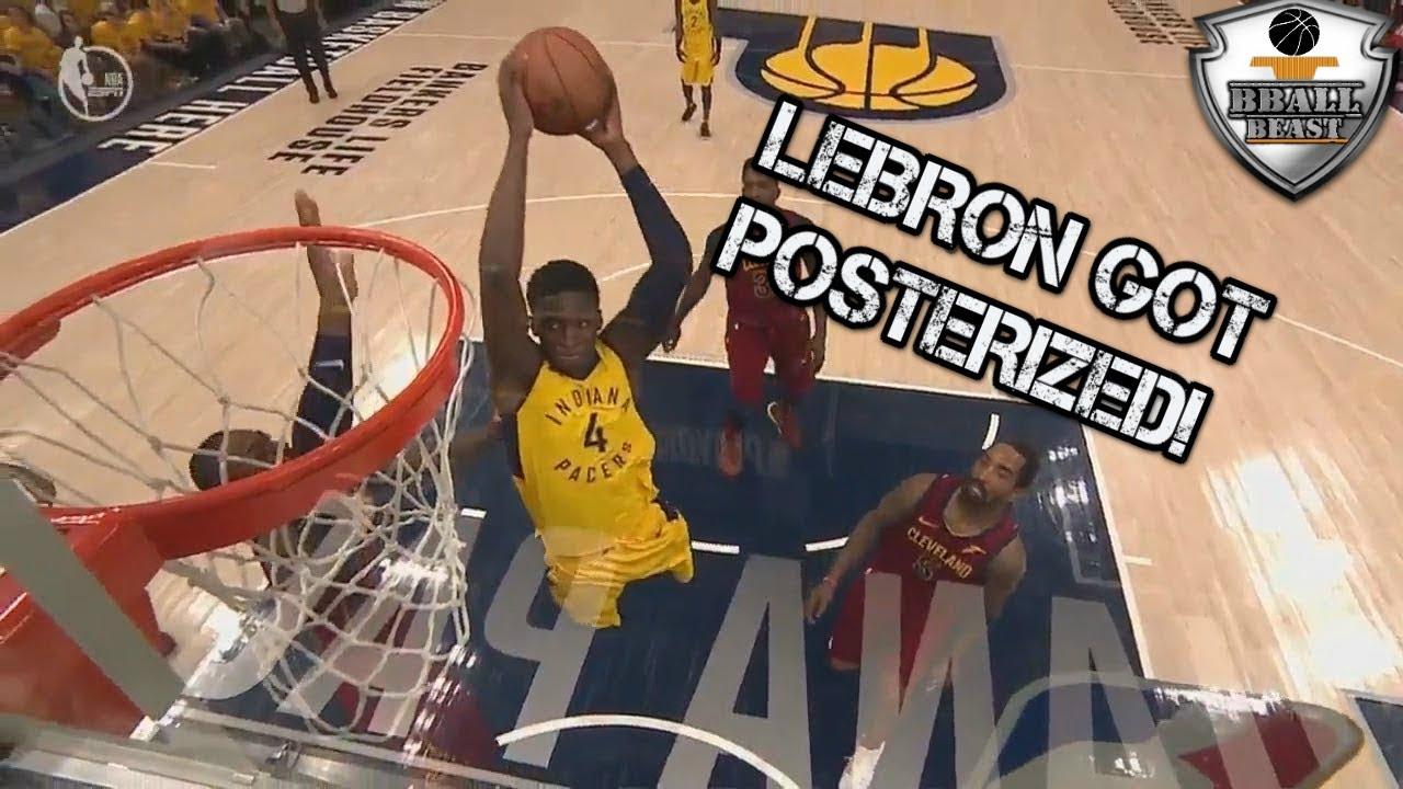 "NBA ""Posterized"" Moments"