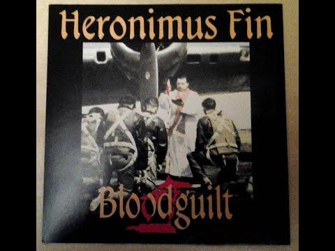 HERONIMUS FIN – Bloodguilt `Mega Rare` UK Heavy Psych Rock Vinyl LP` Withdrawn/Banned Sleeve £1500