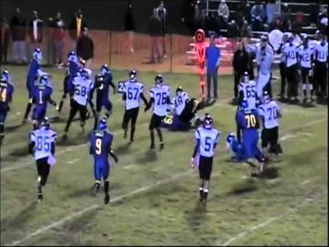 Triple Option Football: Chancellor High School
