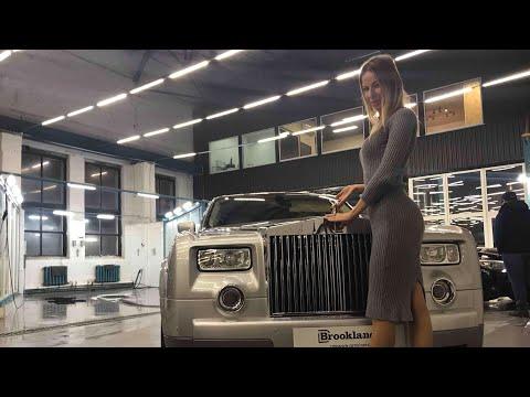 Смотреть Роллс-Ройс для нищеброда. Старый Rolls-Royce Phantom Роллс-Ройс Фантом Елена Лисовская. Лиса рулит онлайн