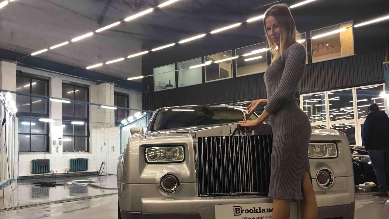 Роллс-Ройс для нищеброда. Выглядеть, как депутат. Rolls-Royce Phantom Роллс-Ройс Фантом
