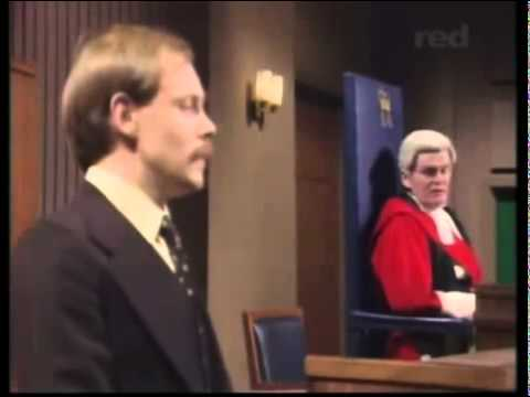 Crown Court  TV series: Beyond The Call Of Duty (1976) Part 1 / 3