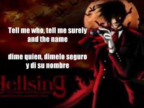 Logos naki world - hellsing Opening (sub español e ingles)