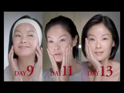 Sheila Sim and her 14-day skin transformation with SK-II