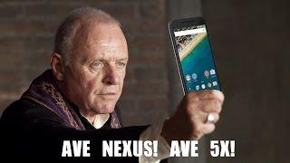 Обзор Nexus 5x: вызывайте экзорциста!