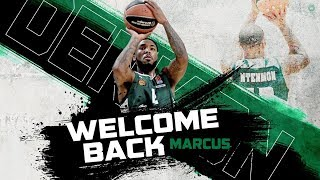 Gambar cover Marcus Denmon Welcome BACK To Panathinaikos B.C ● Best Plays & Highlights