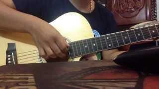 Trái tim không ngủ yên guitar