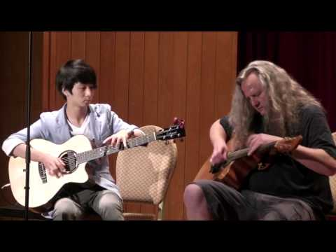 Ladies Night   Preston Reed and Sungha Jung Live) Acoustic Tabs Guitar Pro 6
