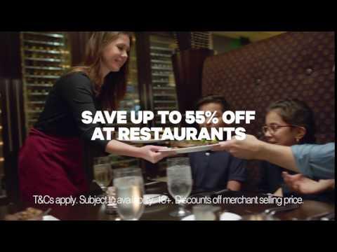 Groupon - предложения и купоны магазинов