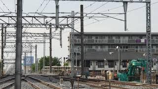 2018/05/12 1819F団体貸切列車