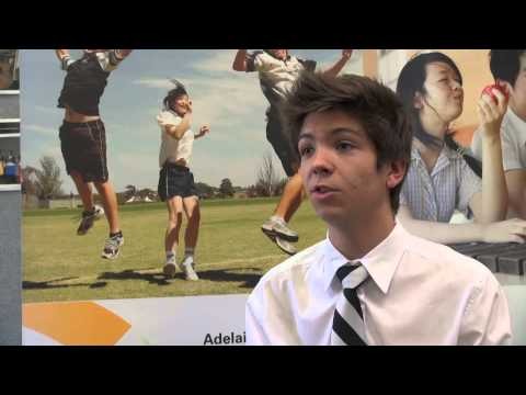 A whole school approach to healthy lifestyles - Adelaide High School
