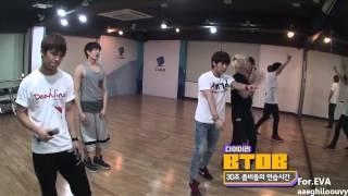 [ENG SUB HD] 120702 MTV Diary - BTOB Ep 5
