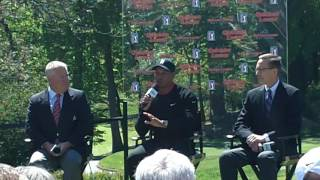 Download Tiger Woods believes he can still catch Jack Nicklaus' record Mp3 and Videos