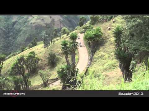 Ecuador Motorcycle Adventure - Never Stop Riding