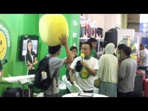 INDONESIA TRAVEL FAIR PAMERAN WISATA INDONESIA JAKARTA CONVENTION CENTER 13   15 MARET 2015