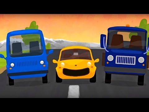 Мультик про машинки: Доктор Машинкова и МАШИНА ВРЕМЕНИ 🚗 Сборник мультиков 👏 Мультфильмы для детей