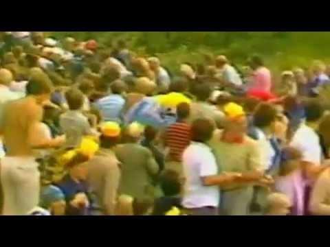 Beppe Saronni campione del mondo, Goodwood 1982.mp4